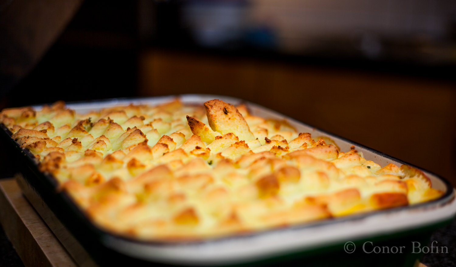 Fish Pie One Man S Meat