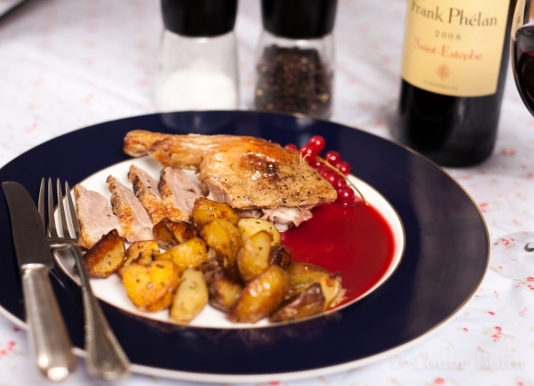 Duck with redcurrant sauce (13 of 13)