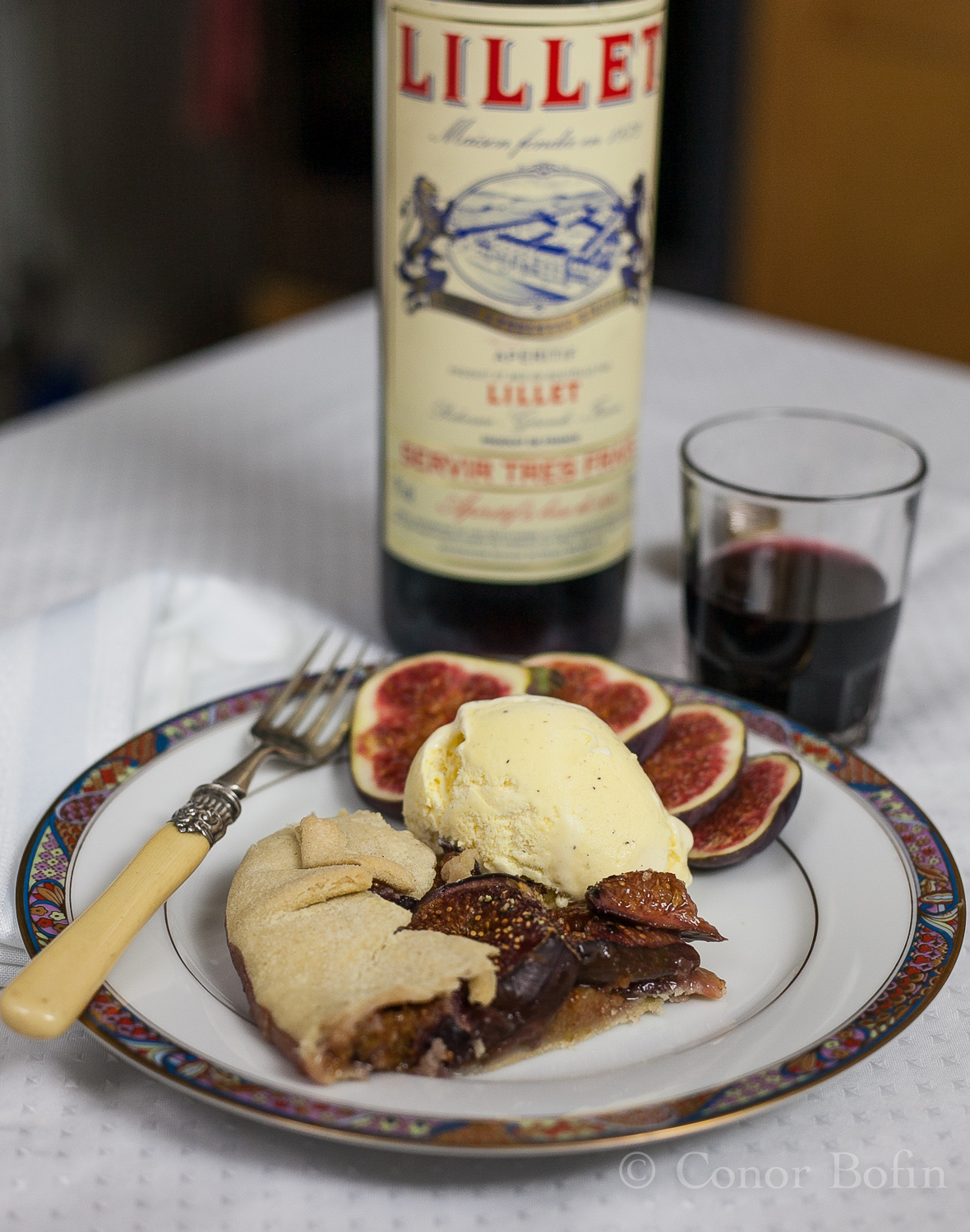 Fig Galette – Just passin' through. | One Man's Meat