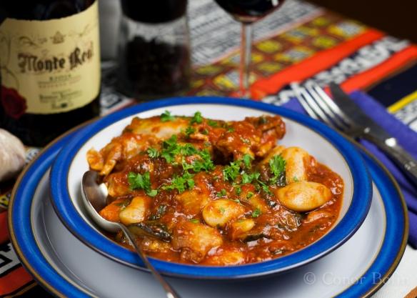 Spanish rabbit and bean stew (12 of 13)