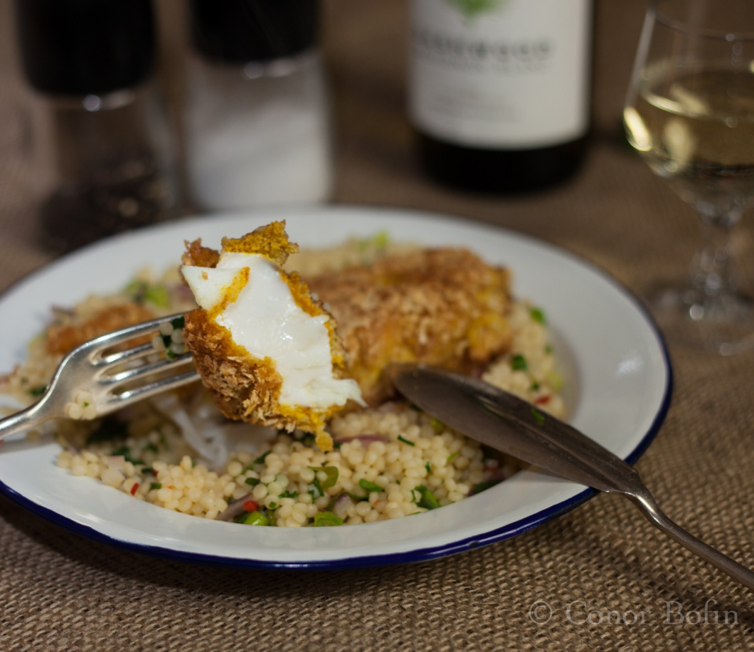 Haddock in breadcrumbs (10 of 10)