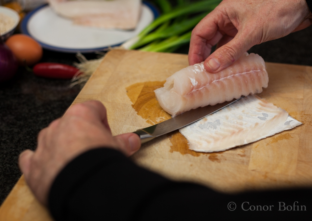 Haddock in breadcrumbs (2 of 10)