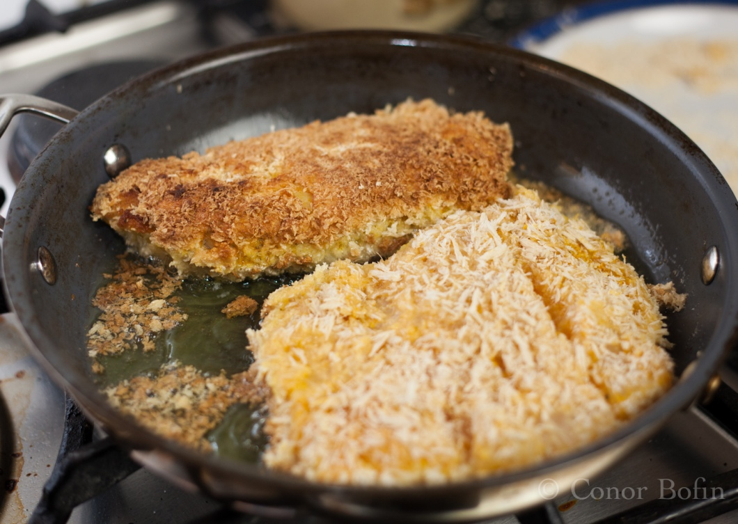 Haddock in breadcrumbs (8 of 10)