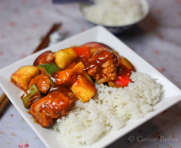 Sweet and Sour Pork (14 of 15)